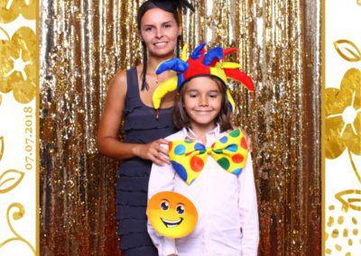 Cabina Foto Showtime - MAGIC MIRROR - Maria & Daniel - Nunta - OK Ballroom Ramnicu Valcea (149)