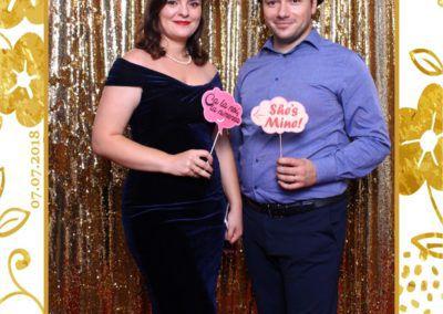 Cabina Foto Showtime - MAGIC MIRROR - Maria & Daniel - Nunta - OK Ballroom Ramnicu Valcea (15)