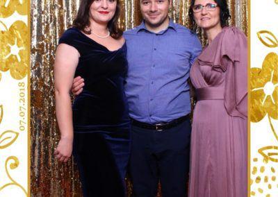 Cabina Foto Showtime - MAGIC MIRROR - Maria & Daniel - Nunta - OK Ballroom Ramnicu Valcea (16)