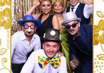 Cabina Foto Showtime - MAGIC MIRROR - Maria & Daniel - Nunta - OK Ballroom Ramnicu Valcea (162)