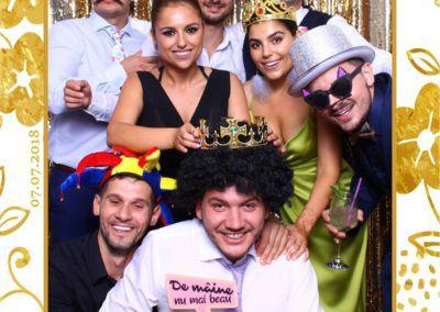 Cabina Foto Showtime - MAGIC MIRROR - Maria & Daniel - Nunta - OK Ballroom Ramnicu Valcea (163)