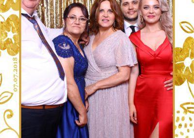 Cabina Foto Showtime - MAGIC MIRROR - Maria & Daniel - Nunta - OK Ballroom Ramnicu Valcea (166)