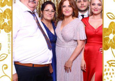 Cabina Foto Showtime - MAGIC MIRROR - Maria & Daniel - Nunta - OK Ballroom Ramnicu Valcea (167)