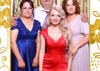 Cabina Foto Showtime - MAGIC MIRROR - Maria & Daniel - Nunta - OK Ballroom Ramnicu Valcea (168)