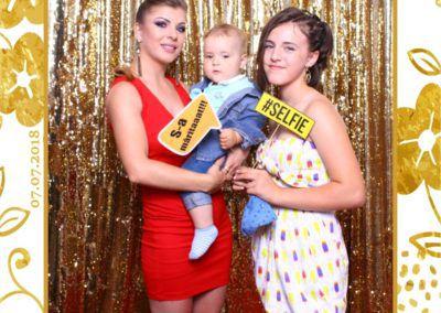 Cabina Foto Showtime - MAGIC MIRROR - Maria & Daniel - Nunta - OK Ballroom Ramnicu Valcea (170)