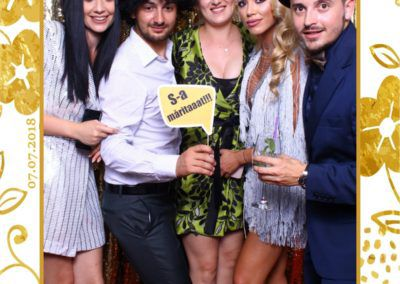 Cabina Foto Showtime - MAGIC MIRROR - Maria & Daniel - Nunta - OK Ballroom Ramnicu Valcea (173)