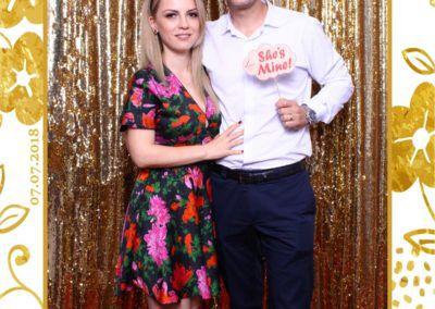 Cabina Foto Showtime - MAGIC MIRROR - Maria & Daniel - Nunta - OK Ballroom Ramnicu Valcea (176)