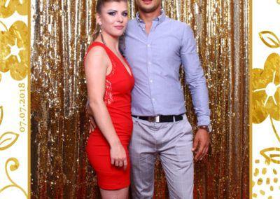 Cabina Foto Showtime - MAGIC MIRROR - Maria & Daniel - Nunta - OK Ballroom Ramnicu Valcea (177)