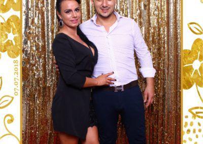 Cabina Foto Showtime - MAGIC MIRROR - Maria & Daniel - Nunta - OK Ballroom Ramnicu Valcea (181)