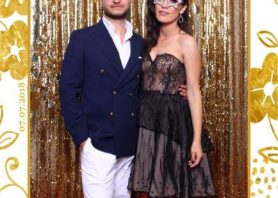 Cabina Foto Showtime - MAGIC MIRROR - Maria & Daniel - Nunta - OK Ballroom Ramnicu Valcea (195)