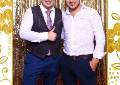 Cabina Foto Showtime - MAGIC MIRROR - Maria & Daniel - Nunta - OK Ballroom Ramnicu Valcea (202)