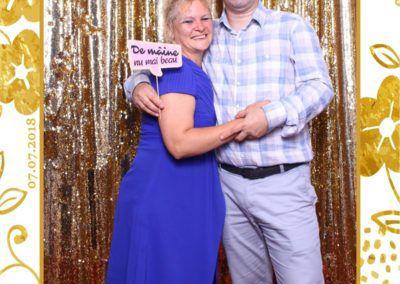 Cabina Foto Showtime - MAGIC MIRROR - Maria & Daniel - Nunta - OK Ballroom Ramnicu Valcea (204)