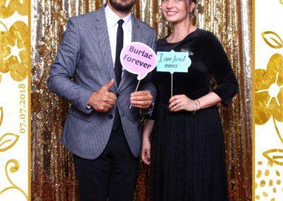 Cabina Foto Showtime - MAGIC MIRROR - Maria & Daniel - Nunta - OK Ballroom Ramnicu Valcea (205)