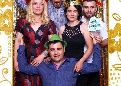 Cabina Foto Showtime - MAGIC MIRROR - Maria & Daniel - Nunta - OK Ballroom Ramnicu Valcea (209)