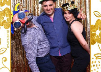 Cabina Foto Showtime - MAGIC MIRROR - Maria & Daniel - Nunta - OK Ballroom Ramnicu Valcea (210)