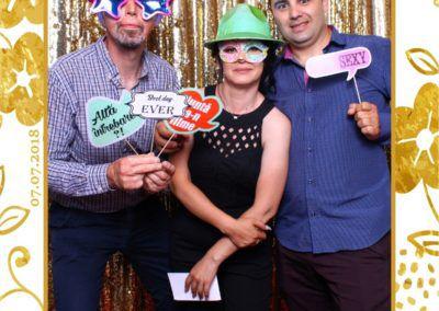 Cabina Foto Showtime - MAGIC MIRROR - Maria & Daniel - Nunta - OK Ballroom Ramnicu Valcea (213)