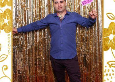 Cabina Foto Showtime - MAGIC MIRROR - Maria & Daniel - Nunta - OK Ballroom Ramnicu Valcea (214)