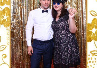 Cabina Foto Showtime - MAGIC MIRROR - Maria & Daniel - Nunta - OK Ballroom Ramnicu Valcea (216)