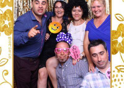Cabina Foto Showtime - MAGIC MIRROR - Maria & Daniel - Nunta - OK Ballroom Ramnicu Valcea (220)