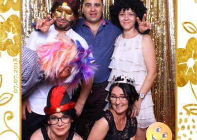 Cabina Foto Showtime - MAGIC MIRROR - Maria & Daniel - Nunta - OK Ballroom Ramnicu Valcea (221)