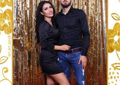 Cabina Foto Showtime - MAGIC MIRROR - Maria & Daniel - Nunta - OK Ballroom Ramnicu Valcea (231)