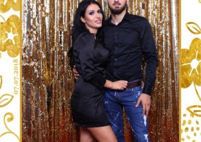 Cabina Foto Showtime - MAGIC MIRROR - Maria & Daniel - Nunta - OK Ballroom Ramnicu Valcea (232)
