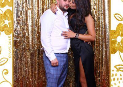 Cabina Foto Showtime - MAGIC MIRROR - Maria & Daniel - Nunta - OK Ballroom Ramnicu Valcea (235)