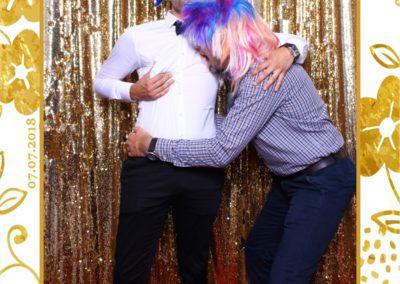 Cabina Foto Showtime - MAGIC MIRROR - Maria & Daniel - Nunta - OK Ballroom Ramnicu Valcea (240)