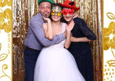 Cabina Foto Showtime - MAGIC MIRROR - Maria & Daniel - Nunta - OK Ballroom Ramnicu Valcea (247)
