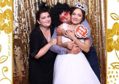 Cabina Foto Showtime - MAGIC MIRROR - Maria & Daniel - Nunta - OK Ballroom Ramnicu Valcea (249)