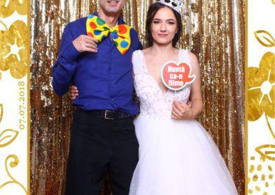 Cabina Foto Showtime - MAGIC MIRROR - Maria & Daniel - Nunta - OK Ballroom Ramnicu Valcea (250)