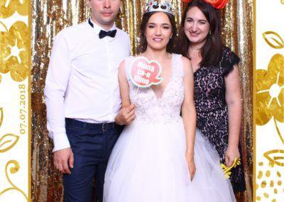 Cabina Foto Showtime - MAGIC MIRROR - Maria & Daniel - Nunta - OK Ballroom Ramnicu Valcea (251)