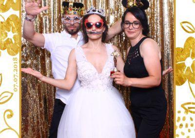 Cabina Foto Showtime - MAGIC MIRROR - Maria & Daniel - Nunta - OK Ballroom Ramnicu Valcea (256)