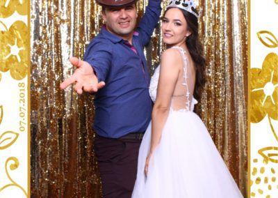 Cabina Foto Showtime - MAGIC MIRROR - Maria & Daniel - Nunta - OK Ballroom Ramnicu Valcea (257)