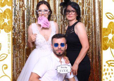 Cabina Foto Showtime - MAGIC MIRROR - Maria & Daniel - Nunta - OK Ballroom Ramnicu Valcea (259)