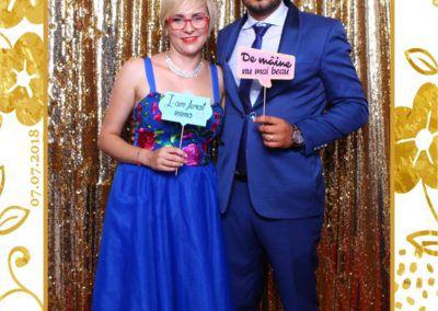 Cabina Foto Showtime - MAGIC MIRROR - Maria & Daniel - Nunta - OK Ballroom Ramnicu Valcea (263)