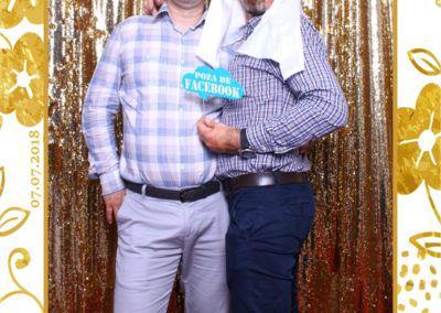 Cabina Foto Showtime - MAGIC MIRROR - Maria & Daniel - Nunta - OK Ballroom Ramnicu Valcea (268)