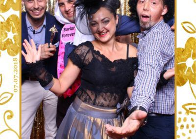 Cabina Foto Showtime - MAGIC MIRROR - Maria & Daniel - Nunta - OK Ballroom Ramnicu Valcea (271)