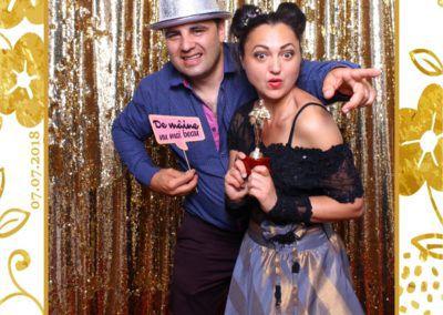 Cabina Foto Showtime - MAGIC MIRROR - Maria & Daniel - Nunta - OK Ballroom Ramnicu Valcea (273)