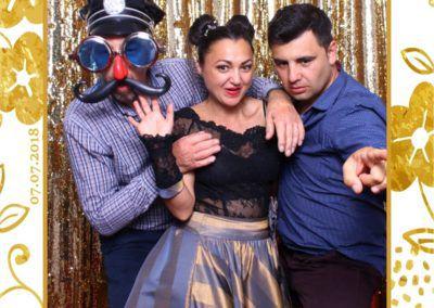 Cabina Foto Showtime - MAGIC MIRROR - Maria & Daniel - Nunta - OK Ballroom Ramnicu Valcea (274)
