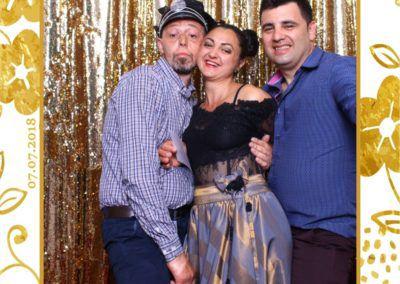 Cabina Foto Showtime - MAGIC MIRROR - Maria & Daniel - Nunta - OK Ballroom Ramnicu Valcea (275)