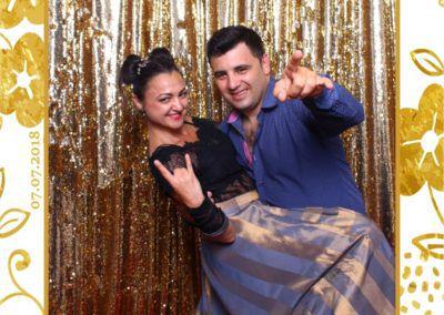 Cabina Foto Showtime - MAGIC MIRROR - Maria & Daniel - Nunta - OK Ballroom Ramnicu Valcea (276)