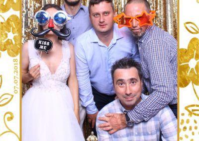 Cabina Foto Showtime - MAGIC MIRROR - Maria & Daniel - Nunta - OK Ballroom Ramnicu Valcea (279)