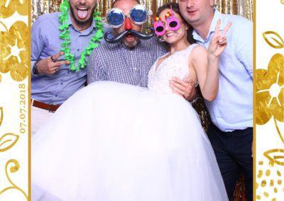 Cabina Foto Showtime - MAGIC MIRROR - Maria & Daniel - Nunta - OK Ballroom Ramnicu Valcea (280)
