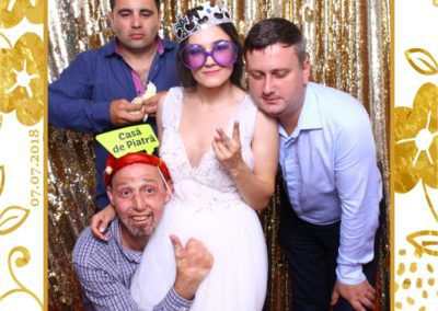 Cabina Foto Showtime - MAGIC MIRROR - Maria & Daniel - Nunta - OK Ballroom Ramnicu Valcea (281)