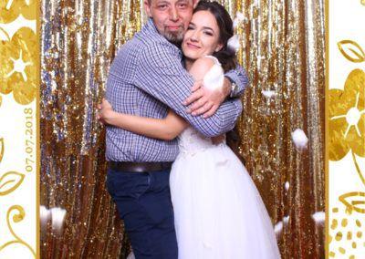 Cabina Foto Showtime - MAGIC MIRROR - Maria & Daniel - Nunta - OK Ballroom Ramnicu Valcea (282)