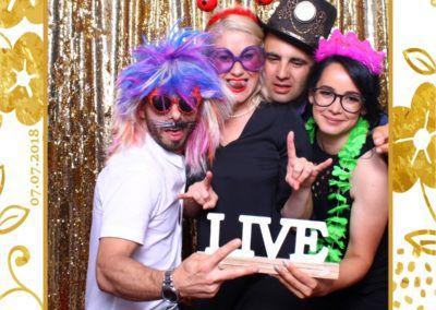 Cabina Foto Showtime - MAGIC MIRROR - Maria & Daniel - Nunta - OK Ballroom Ramnicu Valcea (285)