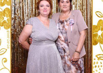 Cabina Foto Showtime - MAGIC MIRROR - Maria & Daniel - Nunta - OK Ballroom Ramnicu Valcea (29)