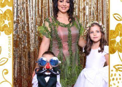 Cabina Foto Showtime - MAGIC MIRROR - Maria & Daniel - Nunta - OK Ballroom Ramnicu Valcea (4)