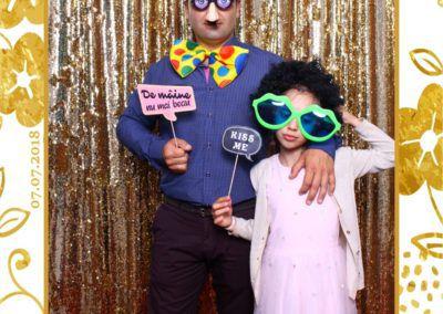 Cabina Foto Showtime - MAGIC MIRROR - Maria & Daniel - Nunta - OK Ballroom Ramnicu Valcea (43)